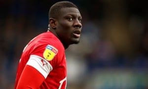 Bambo Diaby has been suspended by Barnsley.