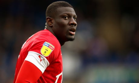 Barnsley suspend Bambo Diaby after FA starts anti-doping investigation