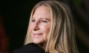 Barbra Streisand in June 2018.