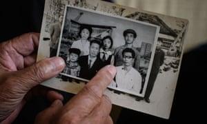 North Korea family reunion