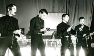 Kraftwerk: ¡sus 30 mejores canciones, clasificadas! | música