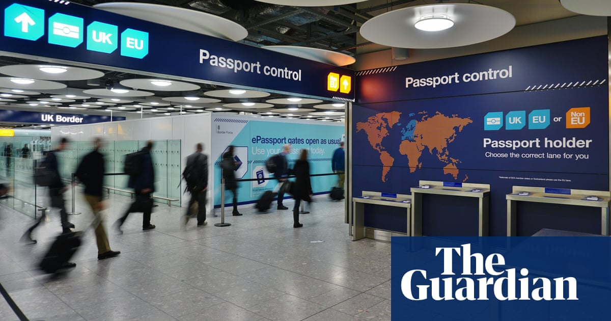 Plan to simplify UK's 1,100 pages of immigration rules