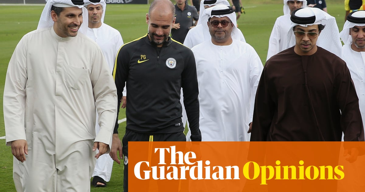 Manchester City backers are not the sort to take punishment lying down - the guardian