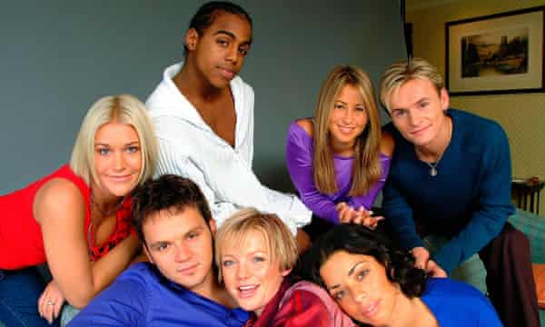 Paul Cattermole I Ve Been Answering S Club 7 Questions For 20 Years Pop And Rock The Guardian