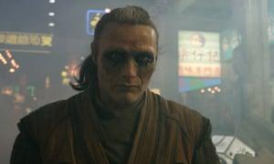 Doctor Strange: Mads Mikkelsen as Kaecilius.