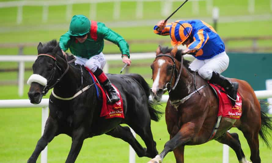 Harzand and Pat Smullen get the better of Idaho and Ryan Moore