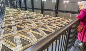 Empty Lot, by Abraham Cruzvillegas, the 2015 Turbine Hall commission at Tate Modern, London.