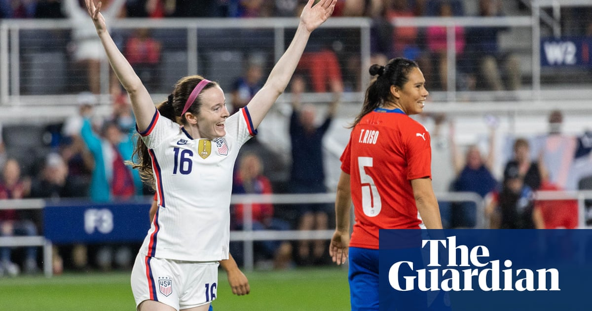 USA rout Paraguay in second straight friendly behind Alex Morgan hat-trick