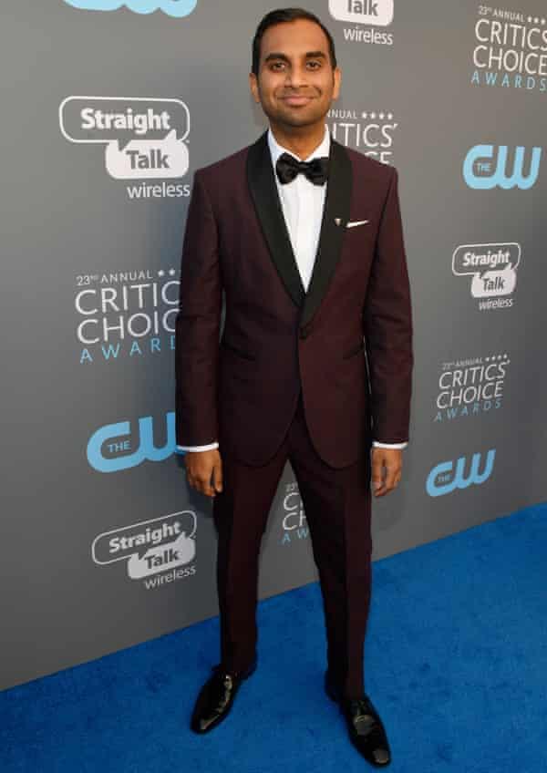 Aziz Ansari has returned to standup comedy performance recently.