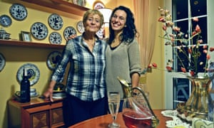 Grazzini and Urbani at home.