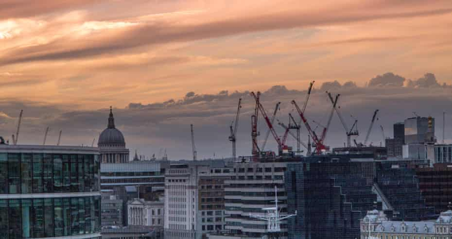 St Paul's from City Hall