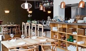 Photograph of A Wong restaurant
