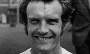Paul Madeley, pictured in 1971, won two First Division titles with Leeds United, as well as the FA Cup and League Cup.