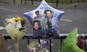 Jay Hughes, 15, was one of five people stabbed to death in six days in London.