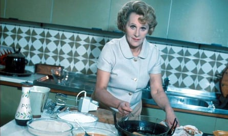 'We've come so far since Fanny Cradock's day, but lost so much.'