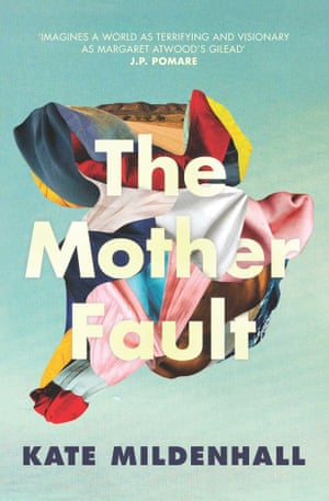 Cover image for The Mother Fault by Kate Mildenhall
