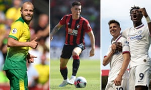 Teemu Pukki, Harry Wilson, Mason Mount and Tammy Abraham have all stepped up to the Premier League with ease this season.
