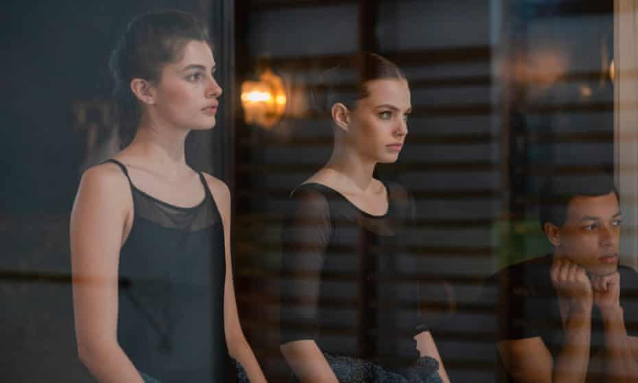 Diana Silvers and Kristine Froseth in Birds of Paradise.