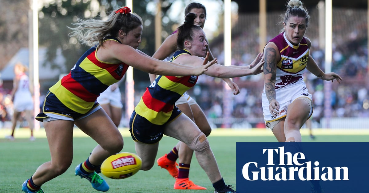 Why does the league appear to be undermining its own AFLW