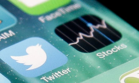 stocks app on iPhone