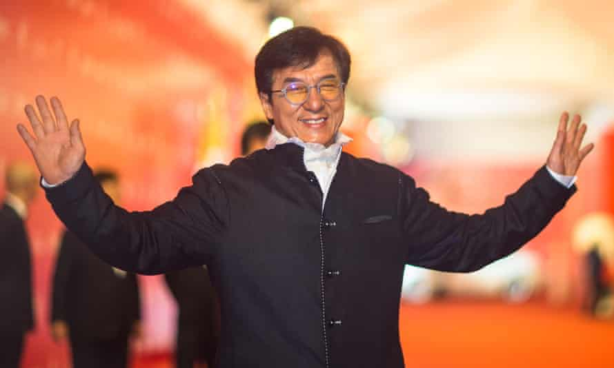 'People from all over the world who study film will learn Chinese' ... Jackie Chan.