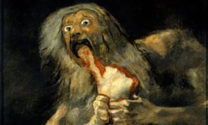 Goya S Black Paintings Some People Can Hardly Even Look At