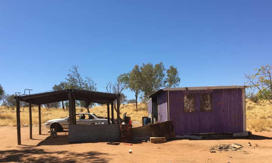 Whitegate, or Irrkerlantye, is an unauthorised town camp outside Alice Springs, Northern Territory, Australia.