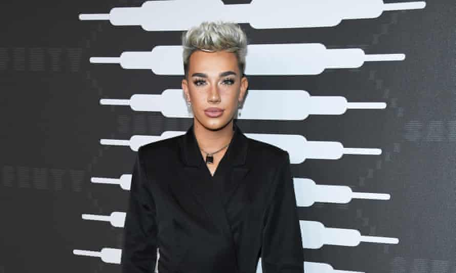 James Charles in Brooklyn, New York, on 10 September 2019.