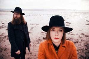 'Licence to roam further': Rachel Goswell and Steve Clarke of The Soft Cavalry
