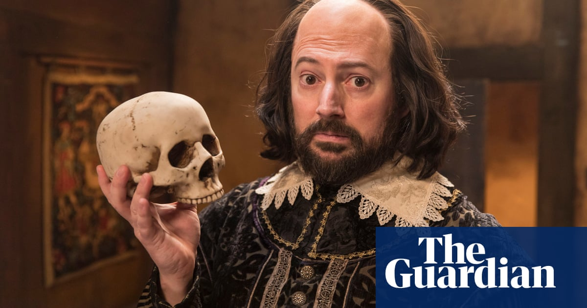 David Mitchell and Ben Eltons Upstart Crow sitcom to become stage show