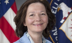 'With Gina Haspel's nomination to head the CIA, the time for pretending is over.'