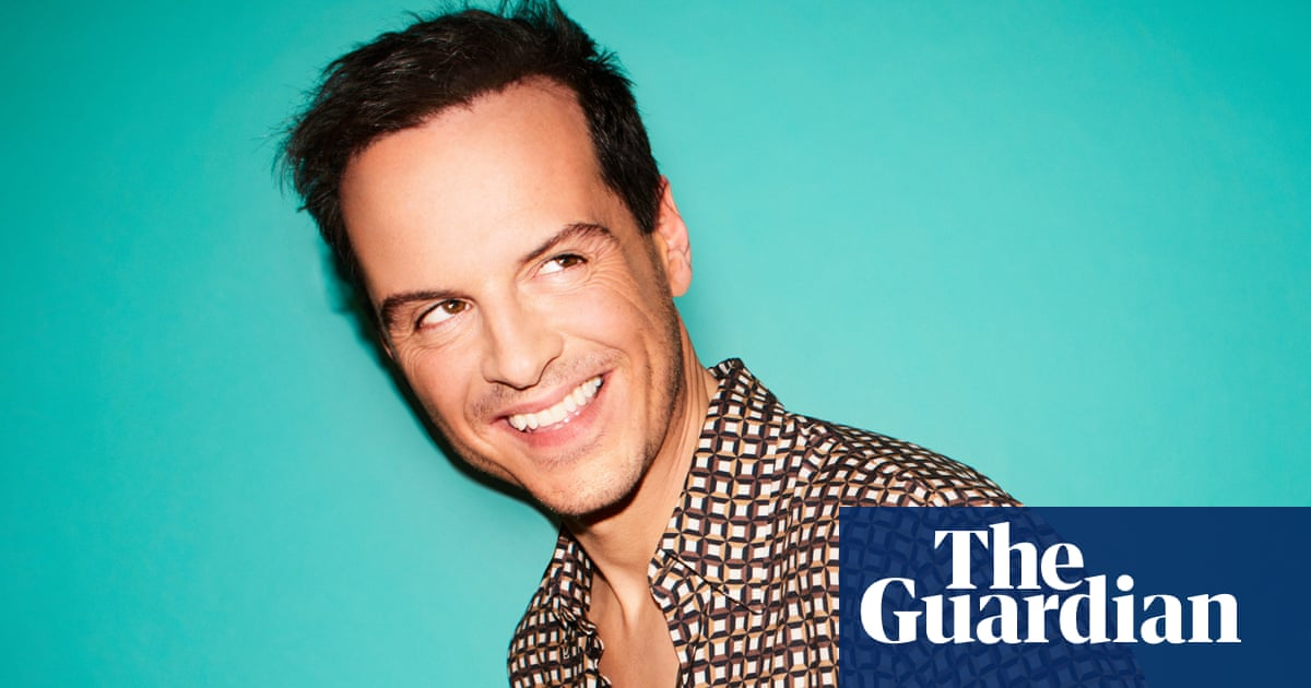 Andrew Scott on being Fleabag's new crush: 'This is uncharted