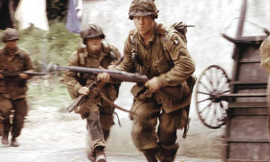 Band of Brothers cost $12.5m per episode.
