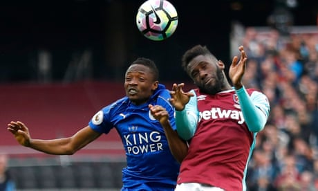 Leicester's Ahmed Musa considering legal action over reports he beat up wife