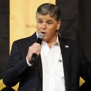McNaughton admirer Sean Hannity, of Fox News