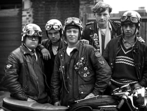 Members of the 59 Club.