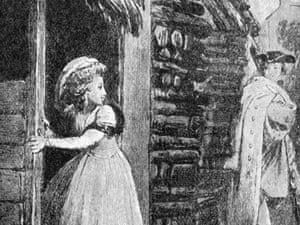 Illustration from Samuel Richardson's Clarissa Harlowe; or the history of a young lady (1778)
