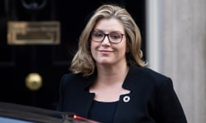 Penny Mordaunt indicated her support might be conditional if the final deal 'derailed' the outcome of the Brexit vote.