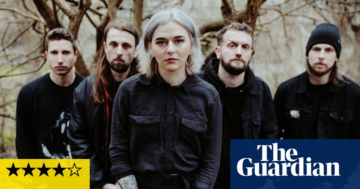 Venom Prison: Primeval review – potent disgust from Welsh death metallers