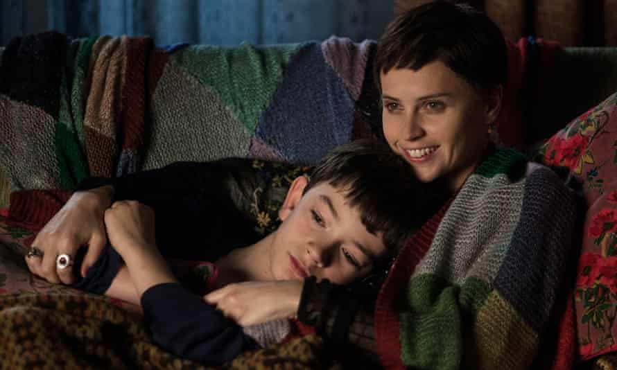 It's all of course nakedly manipulative - A Monster Calls