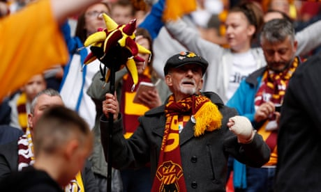 Bradford City v Millwall: League One play-off final – live!