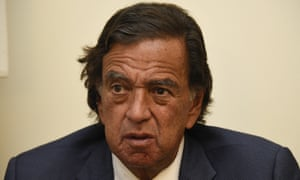 Bill Richardson, who has resigned from Myanmar's advisory panel on the Rohingya refugee crisis.