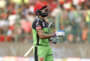 Virat Kohli's Royal Challengers Bangalore still have not won a game in this year's IPL.