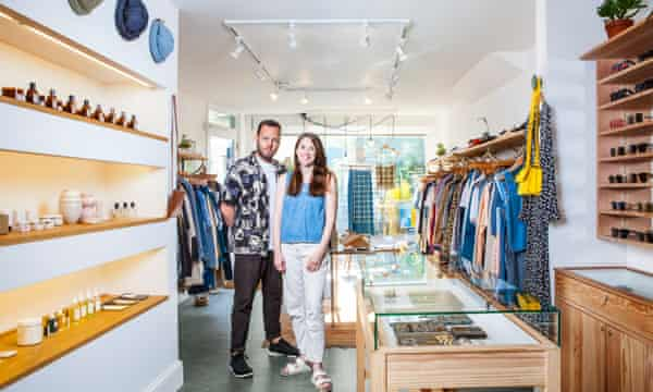 The Uk S 30 Best Fashion Boutiques Global The Guardian