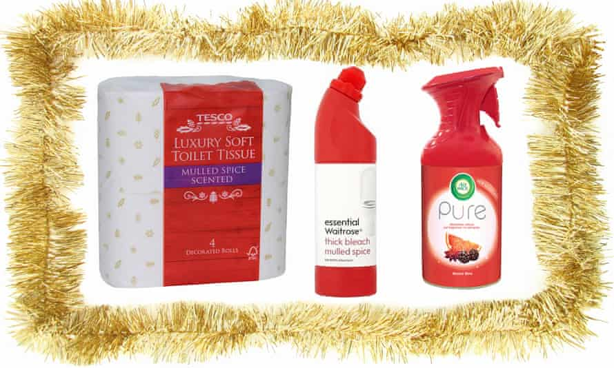 Spice world … three of the irresistible offerings for the festive season.
