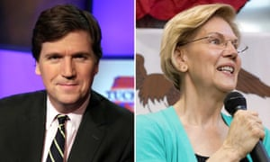 'Warren's policy prescriptions make obvious sense,' Carlson said.