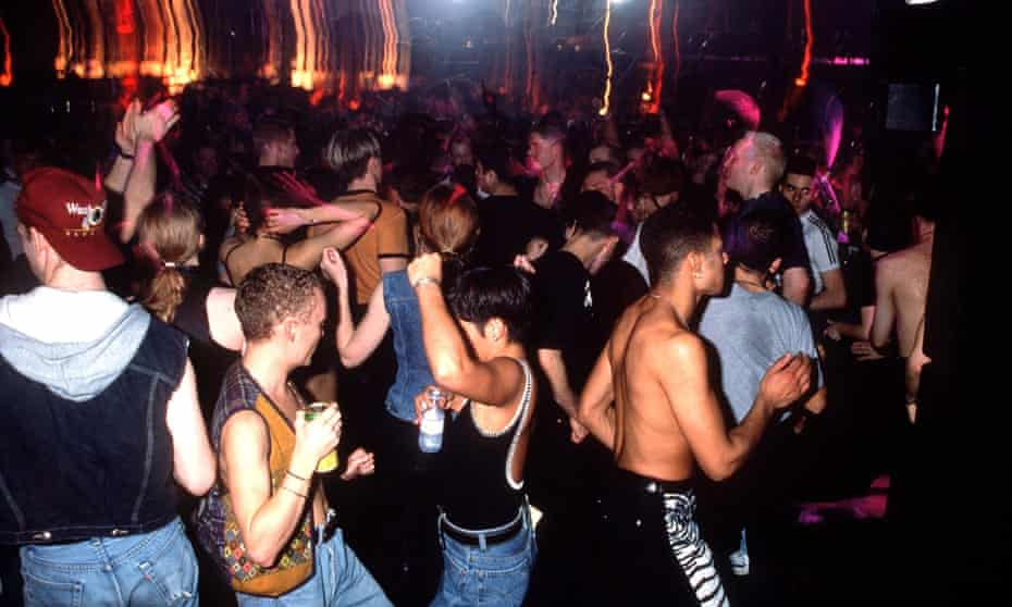 'We are constantly escaping ourselves': a gay club in London, 1993