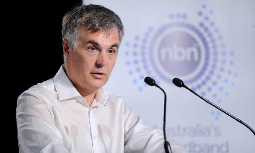NBN's Chief Financial Officer Stephen Rue
