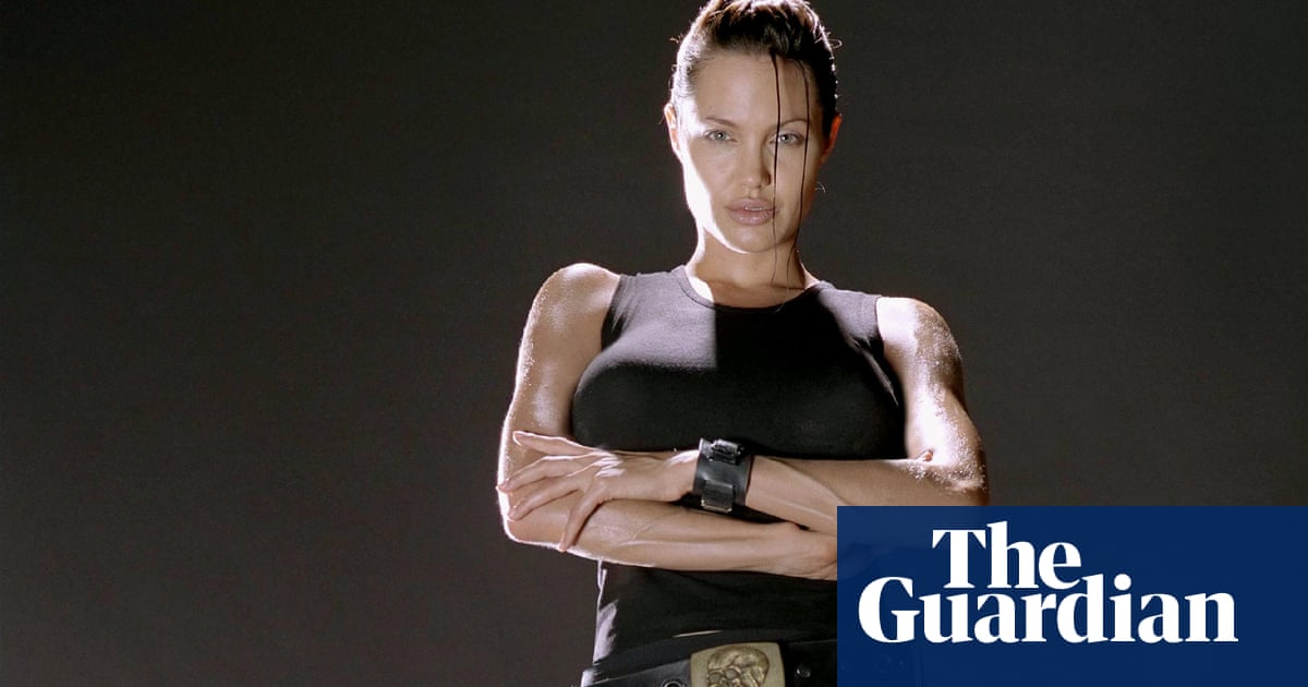 Lara Croft Tomb Raider Film The Guardian