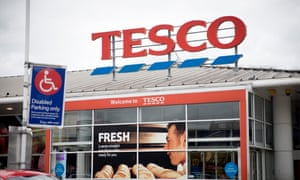 Tesco is making contingency plans with its suppliers to try to deal with disruption of food supplies.
